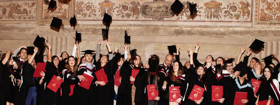 European School of Economics Graduation 2013