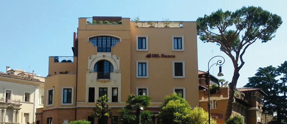 IBL Banca_sede Via Savoia_Roma