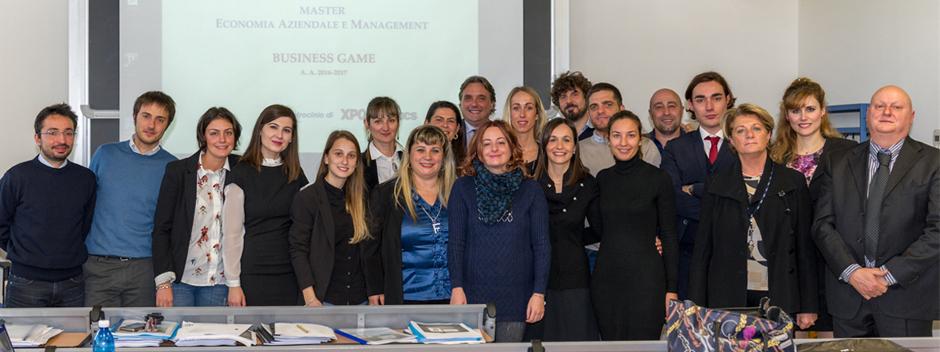 Master EAM gruppo allievi XIV edizione
