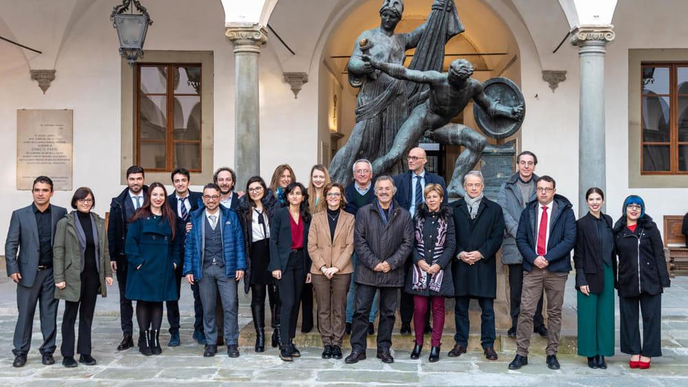 master 'Internet Ecosystem_ Governance e Diritti' dell'Università di Pisa gennaio 2020